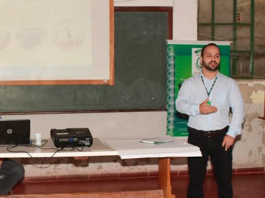 O coordenador do Ministério da Integração Nacional, José Joaquim Carneiro, destacou a importância de expandir o programa