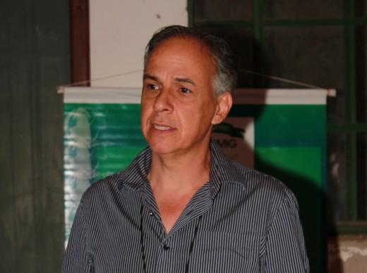 Coordenador do Programa Rota do Cordeiro na Embrapa, Octávio Morais