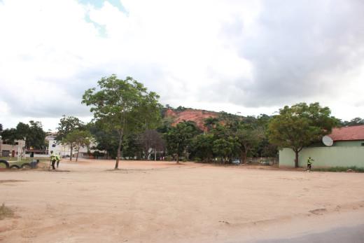 Capina, Varredura, Roçadas, limpezas e recolhimentos de entulhos -  Marapapulha  São Jacinto
