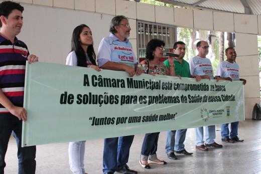 Equipe organizadora do Dia Mundial da Saúde (2)