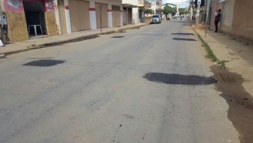 Rua Rachid Handere (Bela Vista)