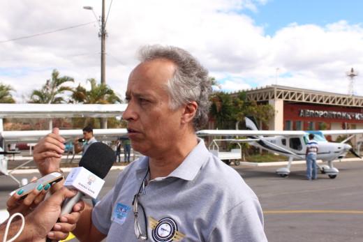 Cristiano Salazar salientou que foi uma decisão muito acertada juntar-se à Prefeitura para promover o evento