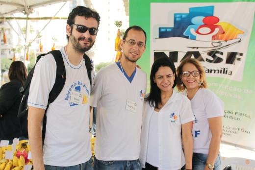 Equipe do Núcleo de Apoio à Saúde da Família (NASF) copy
