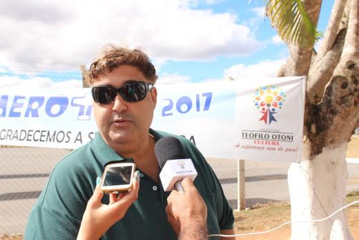 Fredão destacou destacou que é importante para a nova administração estabelecer parcerias para a promoção da cultura local