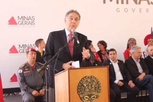 O governador Fernando Pimentel destacou que Minas Gerais está conseguindo enfrentar e vencer esses dias tão difíceis