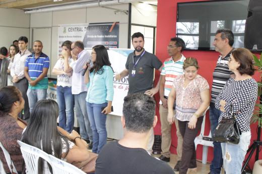 Claudionice Siqueira salientou servidores vão ajudar a dar continuidade nos trabalhos da Prefeitura