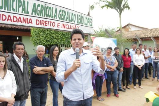 Daniel Sucupira destacou o empenho e a preocupação da gestão municipal em desenvolver uma educação para todos