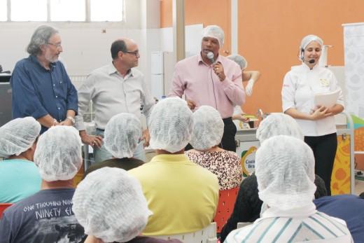 Jonas Boa Ventura ressaltou a emoção em cumprir o compromisso de qualificar as pessoas que foi firmado pela atual administração