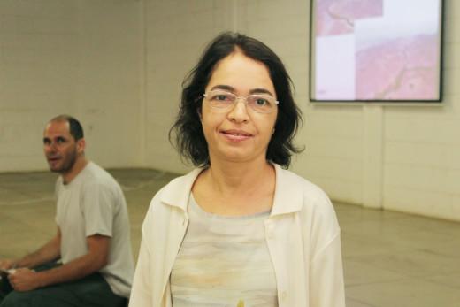 Mônica Porto destacou que o principal tema abordado é a situação atual da nossa flora copy