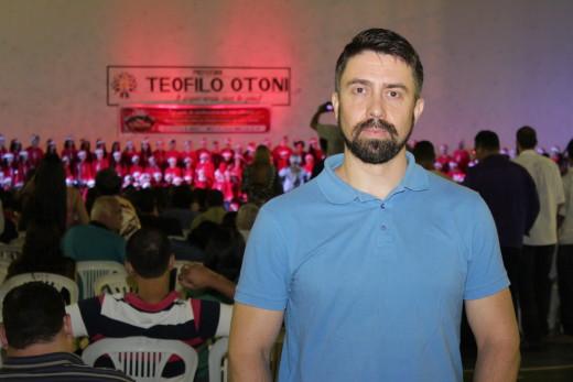 Renato Costa disse que os concertos ajudaram a despertar nas pessoas o espírito do verdadeiro natal