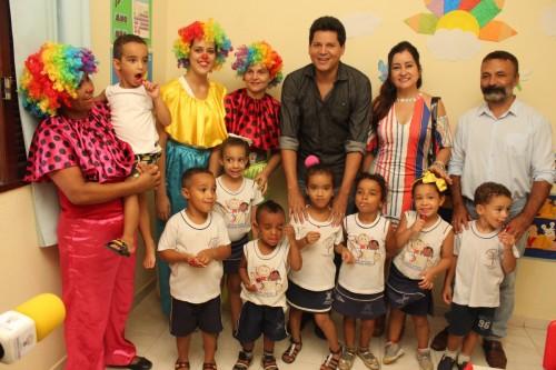 Prefeitura inaugura Centro de Educação Infantil